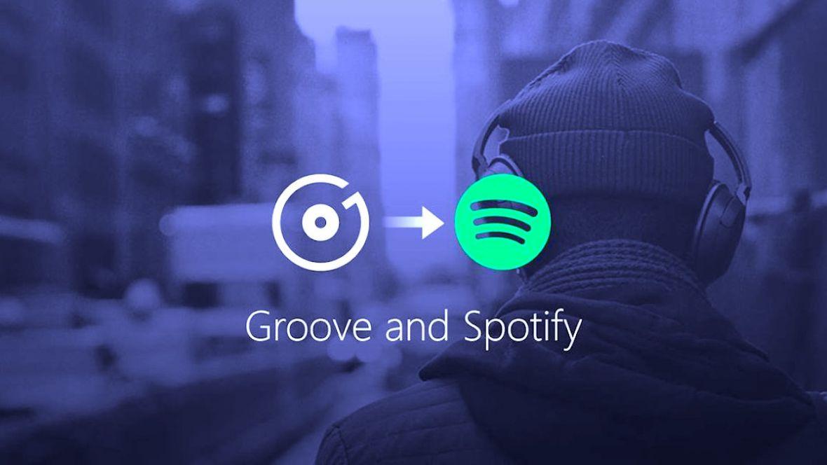 Microsoft wycofuje się ze sprzedaży muzyki, a swoich klientów pcha w ręce Spotify
