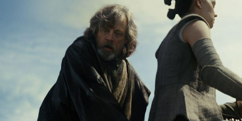 The Last Jedi Ostatni Jedi Star Wars Trailer