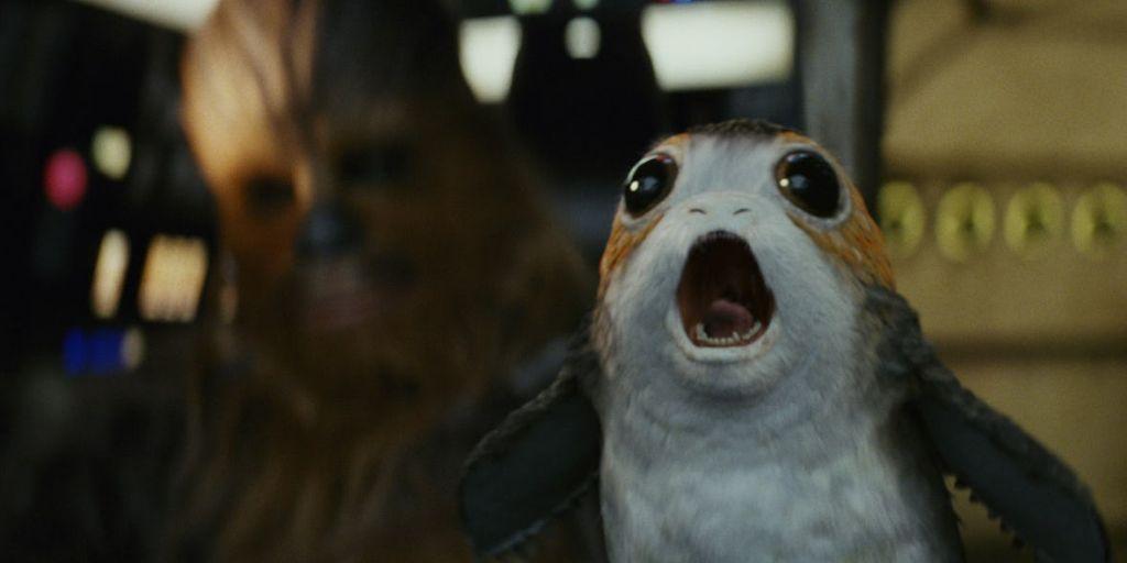 Star Wars VIII The Last Jedi Gwiezdne wojny 8 Ostatni Jedi dubbing czy napisy