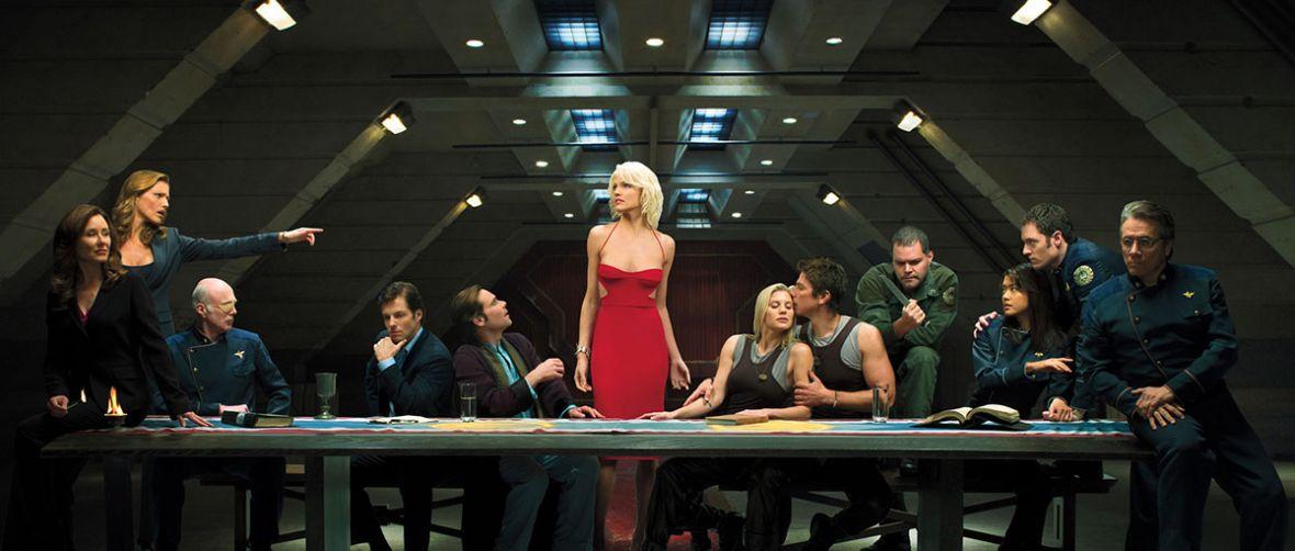 Battlestar Galactica właśnie wylądował na Showmax, czeka na kolejne rzesze fanów