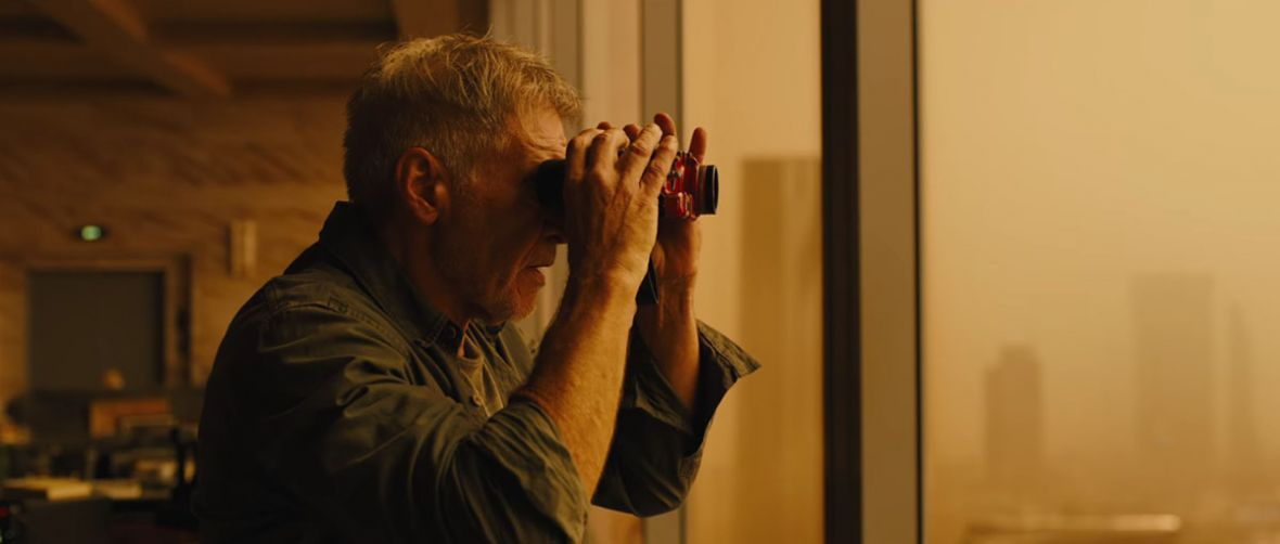 Blade Runner 2049 miał zakończyć się zupełnie inaczej