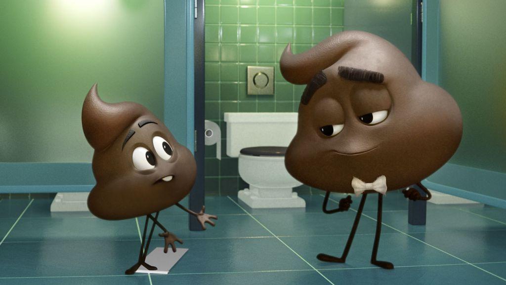 emotki film poop emoji
