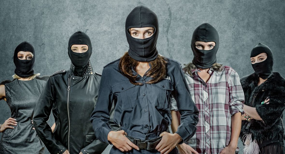 Kobiety mafii nie są gorsze od Botoksu, ale Papryk Vege znowu ma z czego żartować