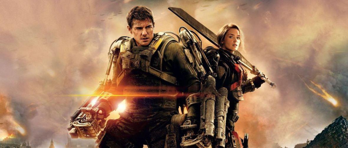 Powstał scenariusz Na skraju jutra 2. Tom Cruise i Emily Blunt w obsadzie