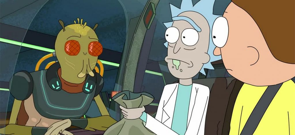 Rick and Morty 3 sezon w Polsce