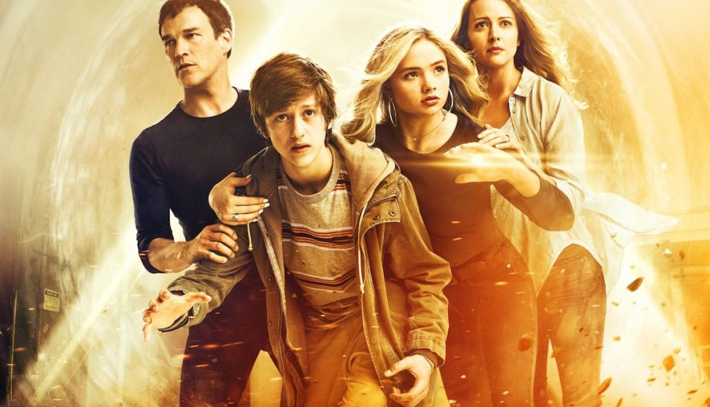 the gifted naznaczeni fox serial 2017 x-men