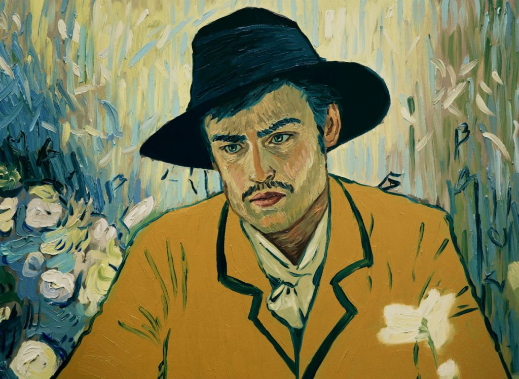Armand Roulin, kadr z filmu Twój Vincent