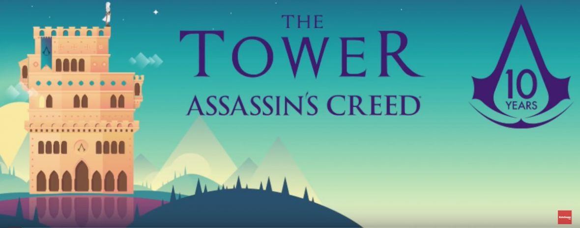 Nowa gra z serii Assassin's Creed to darmowa aplikacja dla Androida oraz iOS. Wciąga!