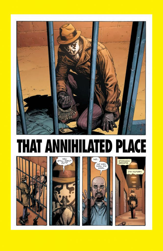 doomsday clock watchmen 2