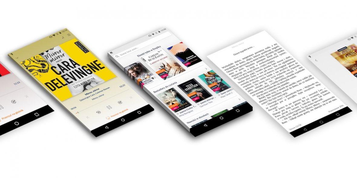 Wykup abonament na e-booki i audiobooki w Empiku. Nowa oferta na początek roku szkolnego