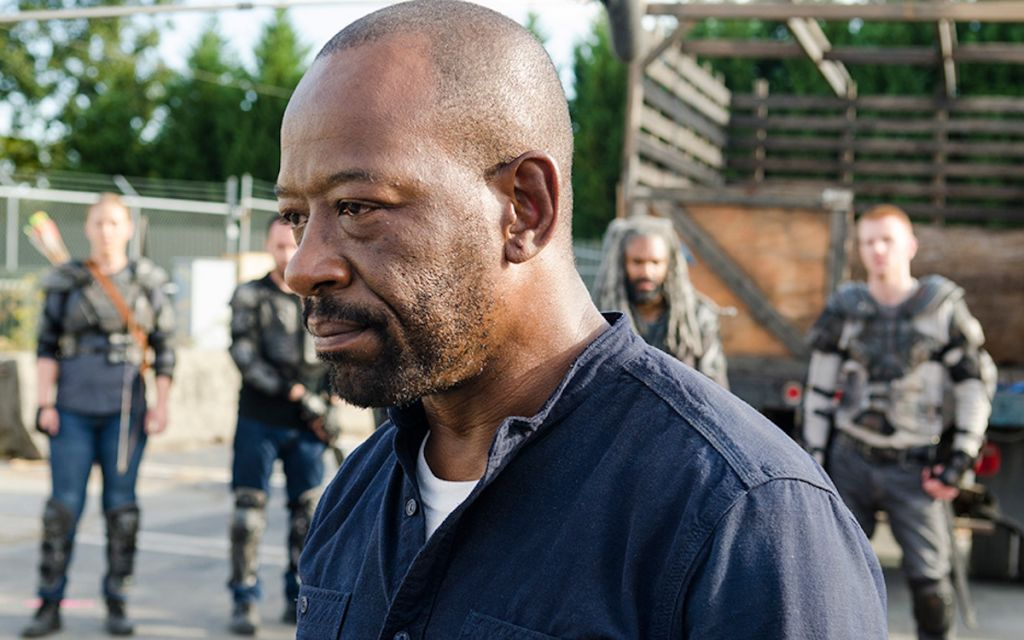 fear the walking dead crossover morgan