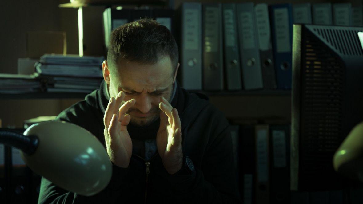 Kruk. Szepty słychać po zmroku może być polskim hitem tego roku. Widziałam już dwa odcinki serialu