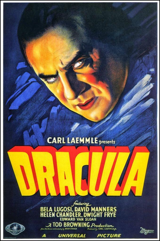 najdroższy plakat na świecie Dracula