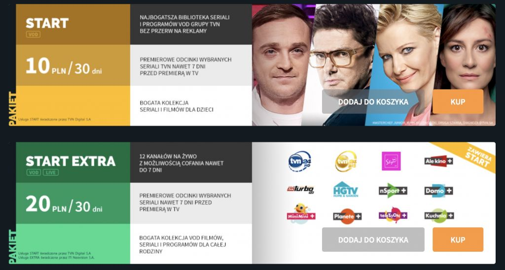 player.pl tv player+