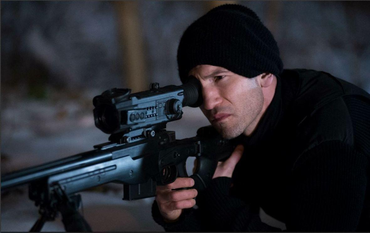 Punisher to mocny środkowy palec od Netfliksa wymierzony w kierunku Disneya
