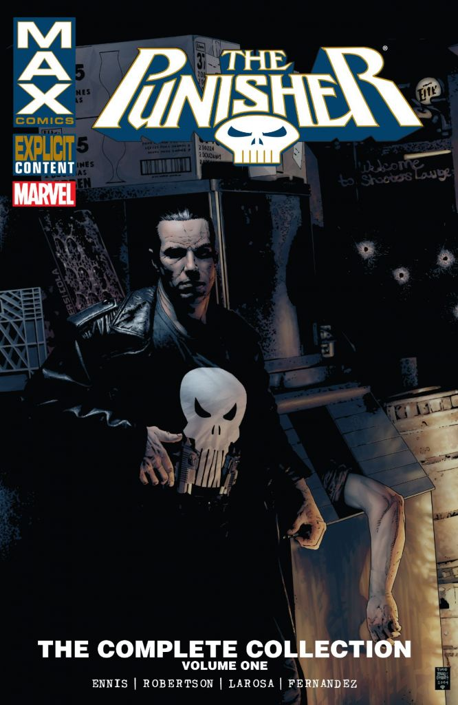 punisher komiks