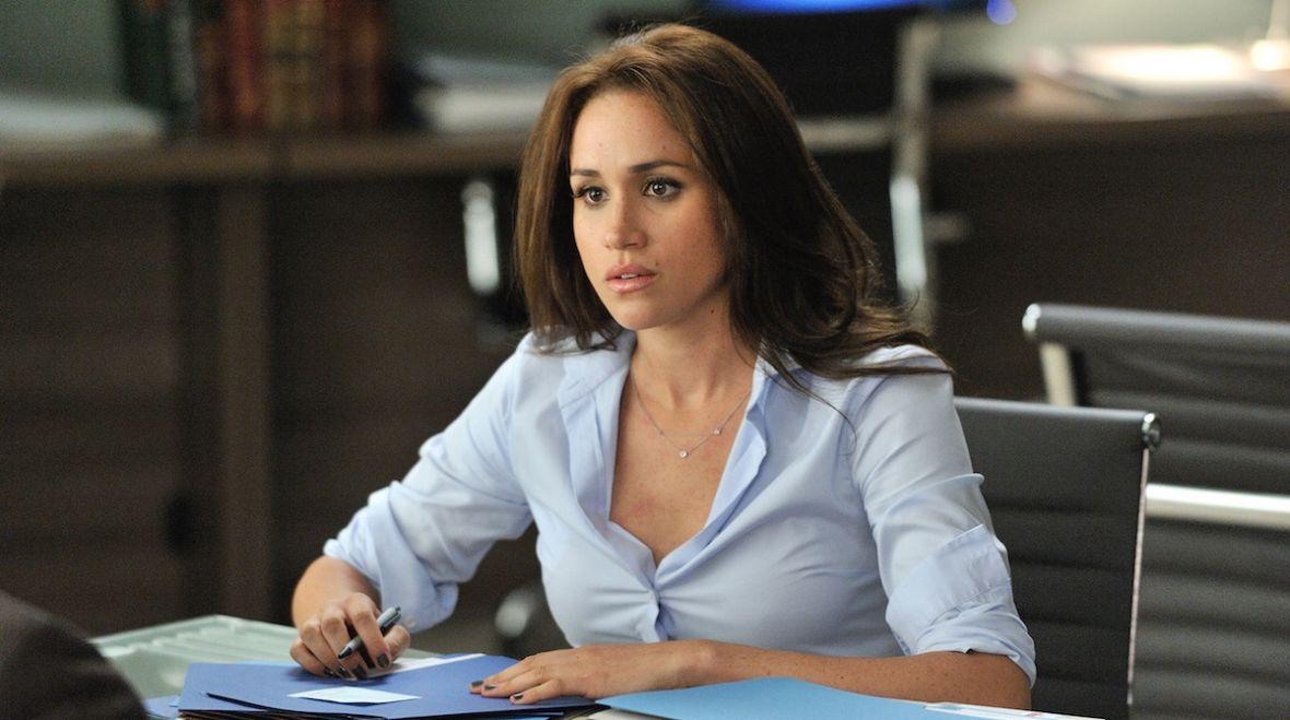 Od prawniczki do księżniczki. Aktorka z Suits kończy karierę