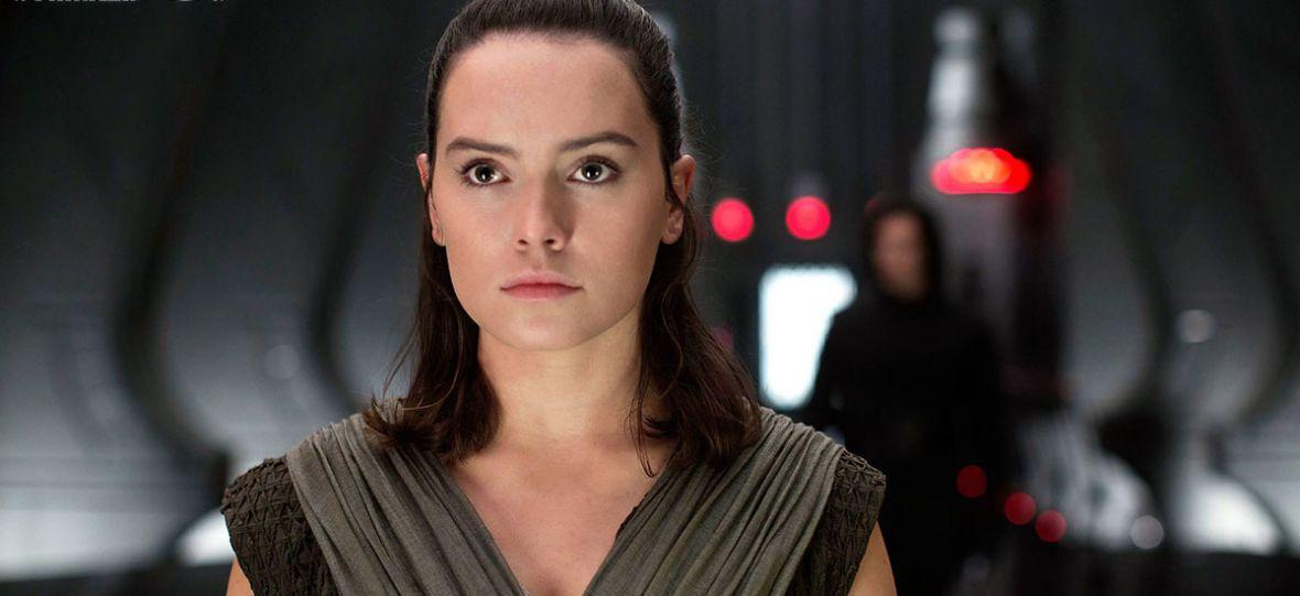 Rey czy Kylo Ren? Te wypowiedzi i zdjęcie wydają się sugerować, że przeciwieństwa się przyciągają