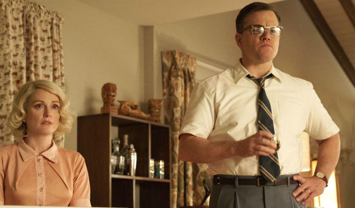 """Suburbicon to słaba satyra na """"białą Amerykę"""" – recenzja Spider's Web"""