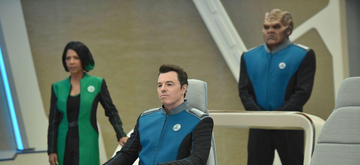 Nudzi cię Star Trek: Discovery? The Orville może być ciekawą alternatywą