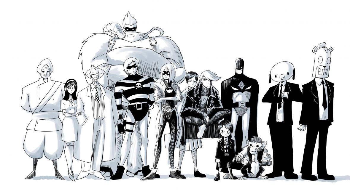 Lubisz komiksy i masz dość Marvela? Netflix o tobie nie zapomniał