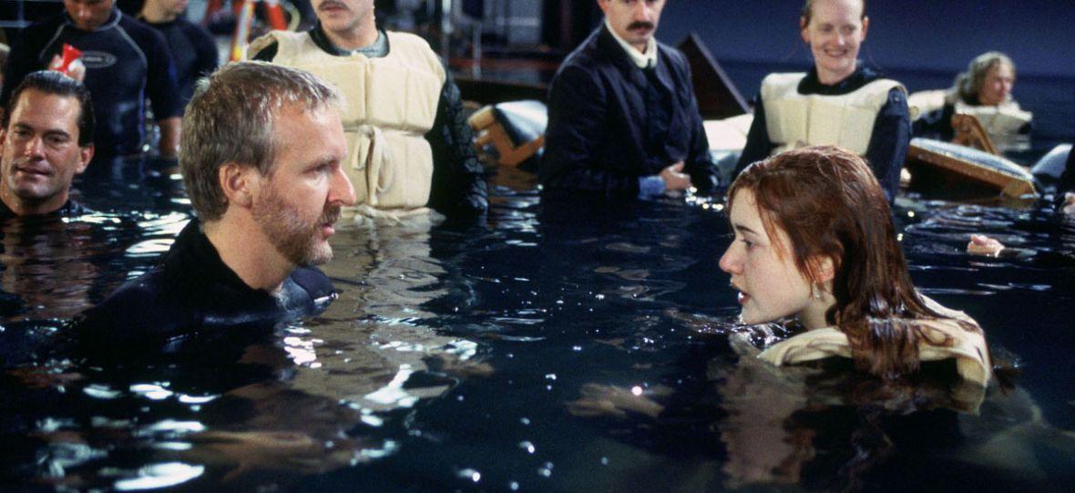Doświadczenie wyniesione z Titanica pomogło Cameronowi w kręceniu nowych Avatarów