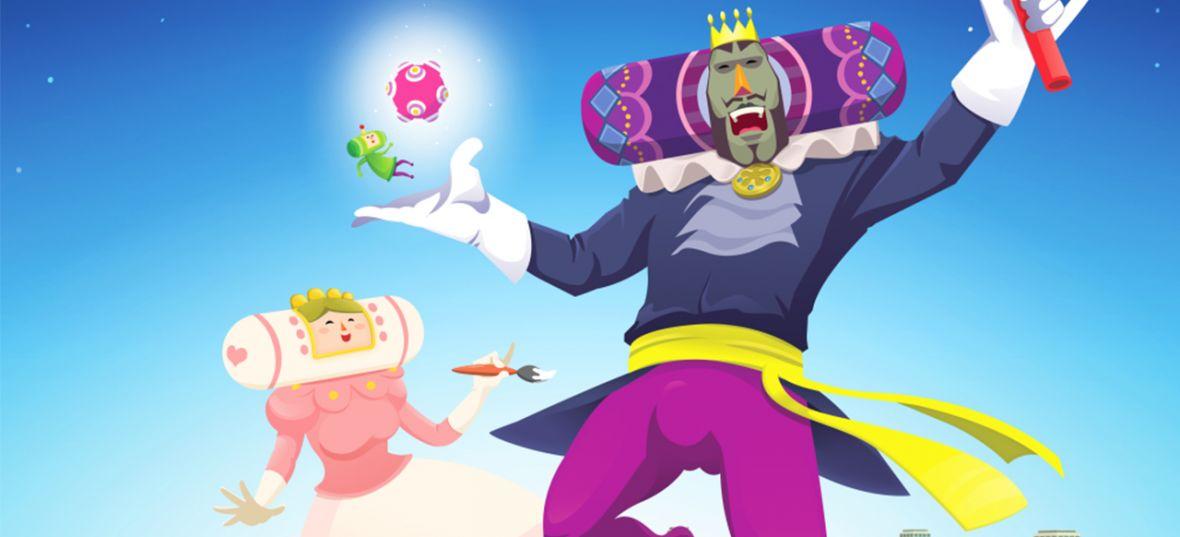 Amazing Katamari Damacy to aktualnie moja ulubiona darmowa gra mobilna. Uzależniłem się