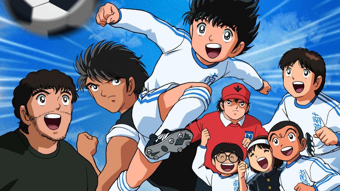 Captain Tsubasa powróci na ekrany telewizorów. Serial opowie o nadchodzącym mundialu