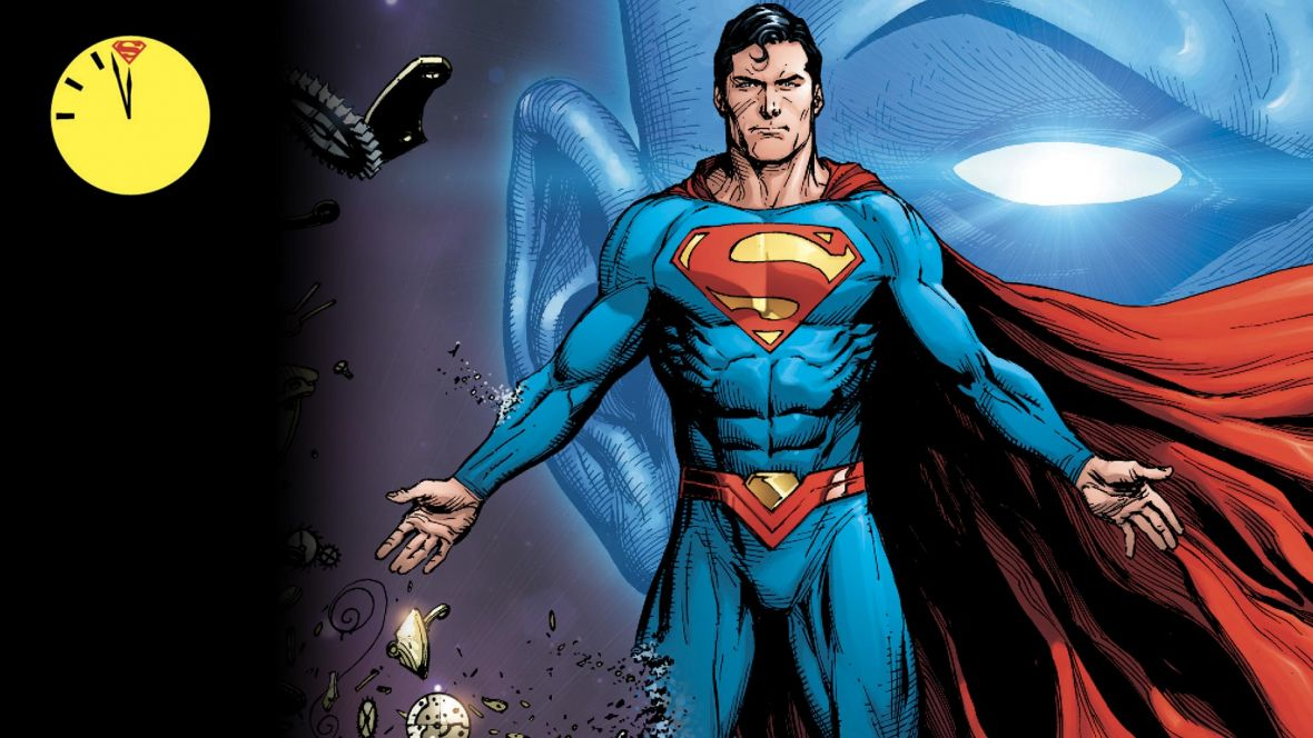 Watchmeni dotarli do uniwersum DC. Doomsday Clock 2 – recenzja