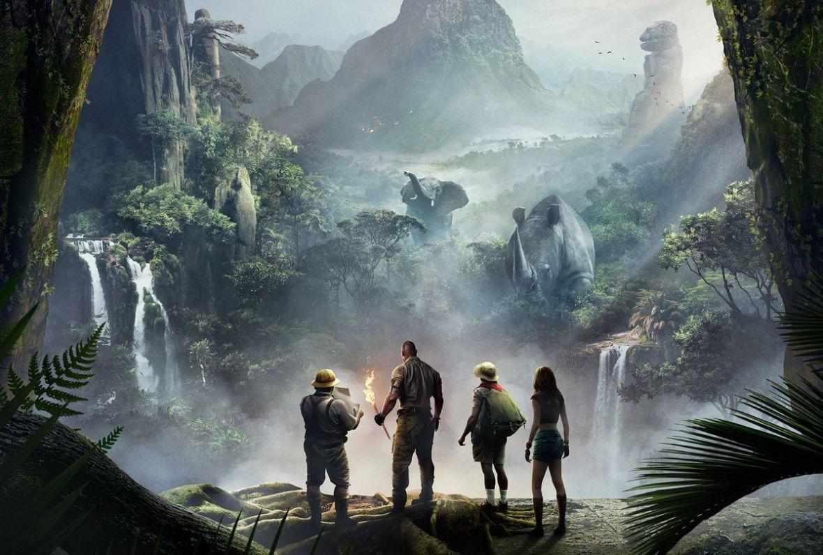 Udana przygoda (nie tylko) dla fanów gier wideo. Jumanji: Przygoda w dżungli – recenzja