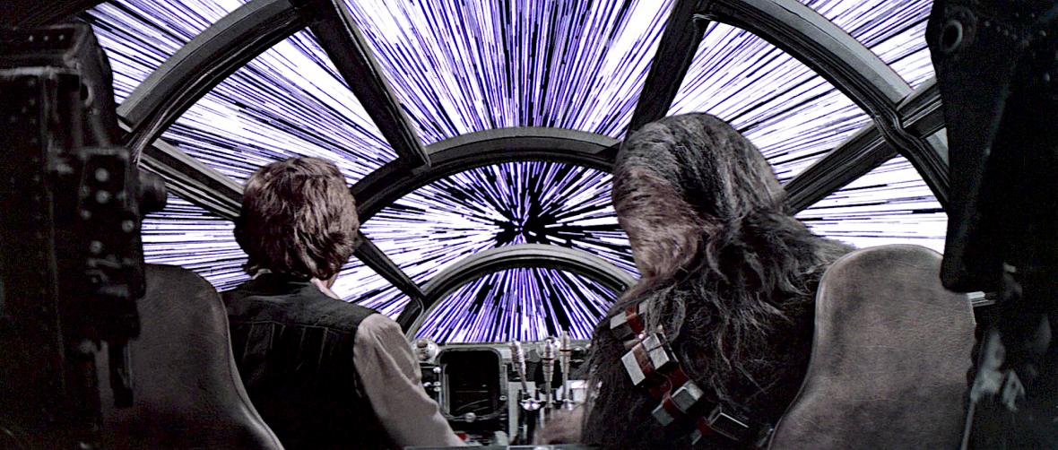 Kosmiczny manewr rebeliantki z Ostatniego Jedi rujnuje spójność Gwiezdnych wojen