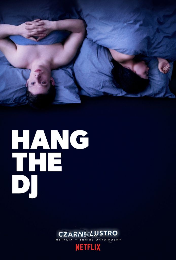black mirror hang the dj plakat