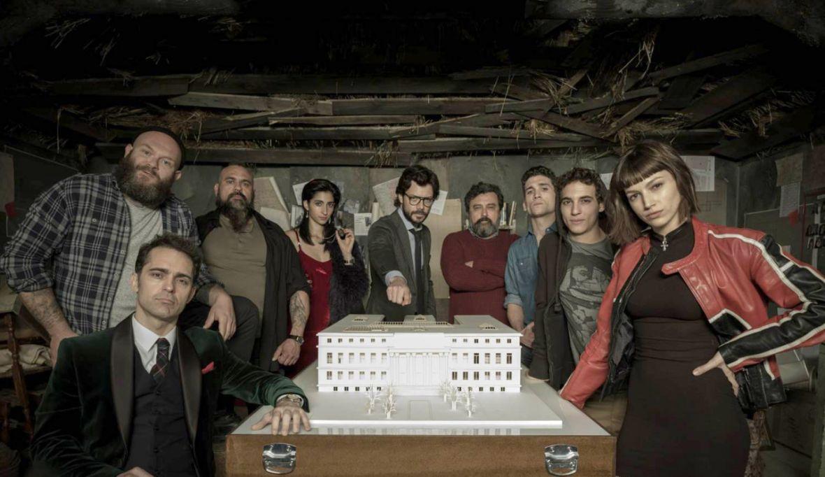 Netflix ogłosił, że powstanie 3. sezon Domu z papieru