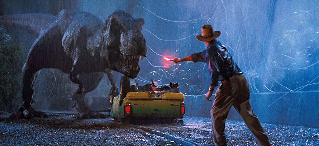 Jurassic Park ciekawostki