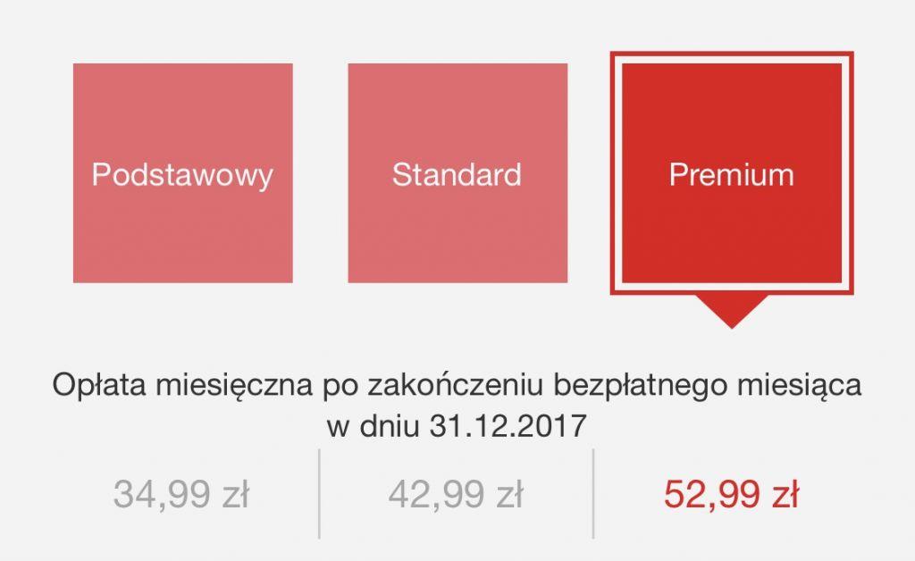 netflix cennik grudzień 2017 iphone
