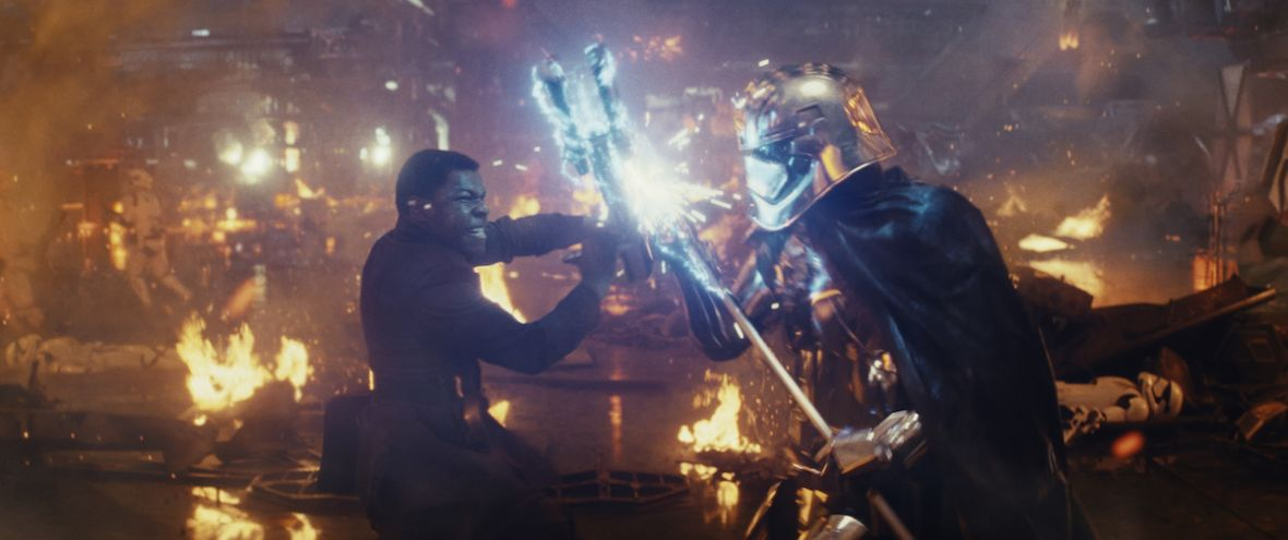 Jesteś po jasnej czy ciemnej stronie Mocy? Widzowie zobaczą dwie wersje filmu The Last Jedi