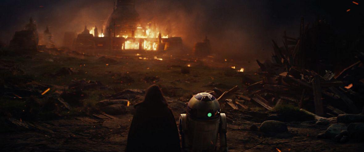 Ostatni Jedi to jednak najlepsza cześć Gwiezdnych wojen. Przynajmniej na Rotten Tomatoes