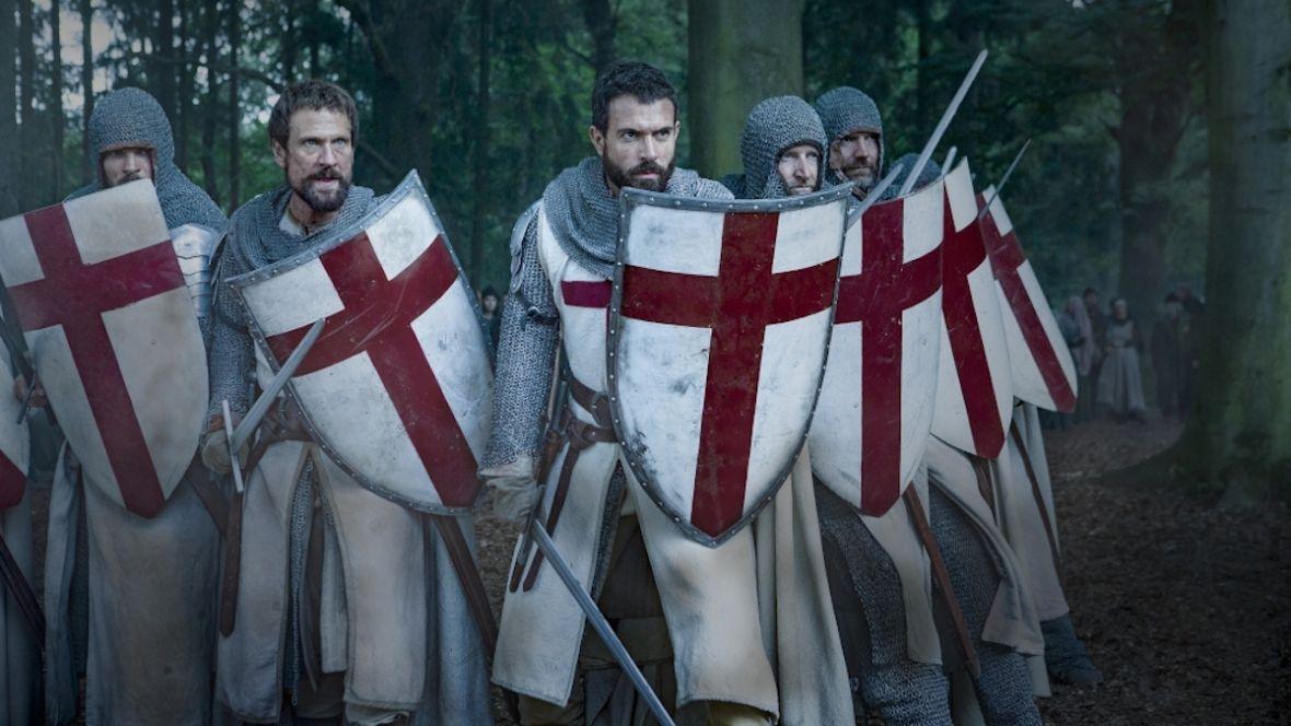 Templariusze nie będą nowąGrą o tron. Knightfall – recenzja