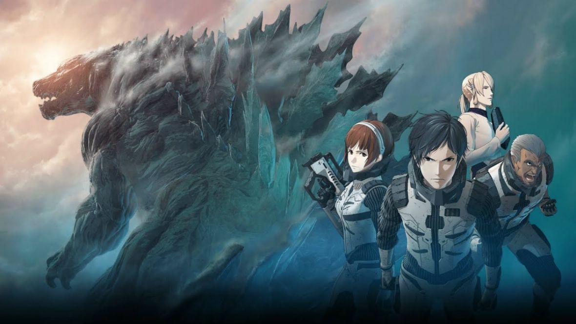 Wielki powrót japońskiego potwora. Godzilla: Monster planet już w serwisie Netflix