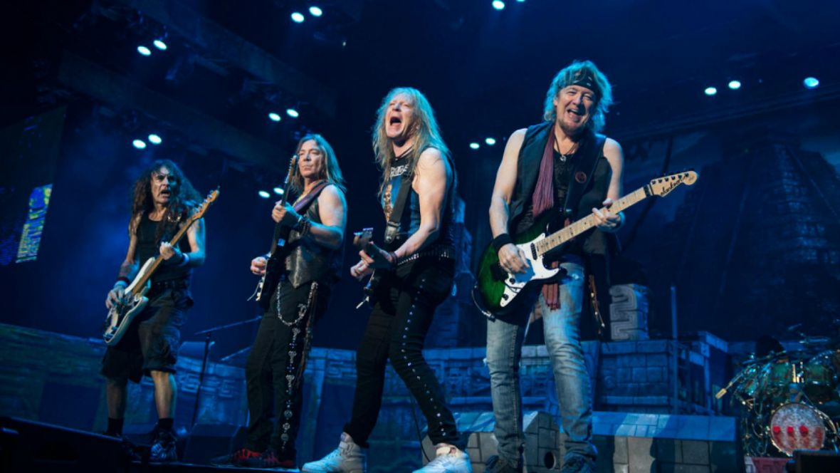 To już pewne. Iron Maiden ogłasza drugi koncert w Polsce