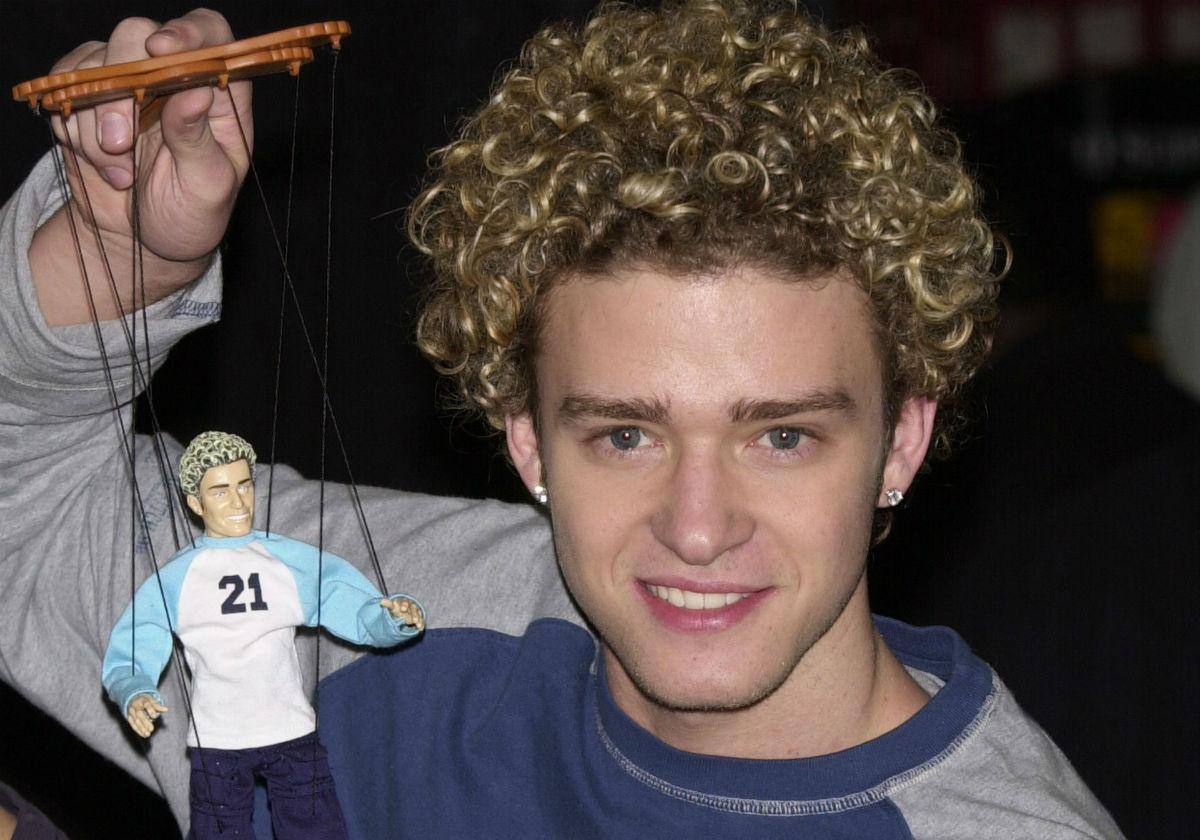 Justin Timberlake Od Chłopaka Z Makaronem Na Głowie Do Kr³la Popu –