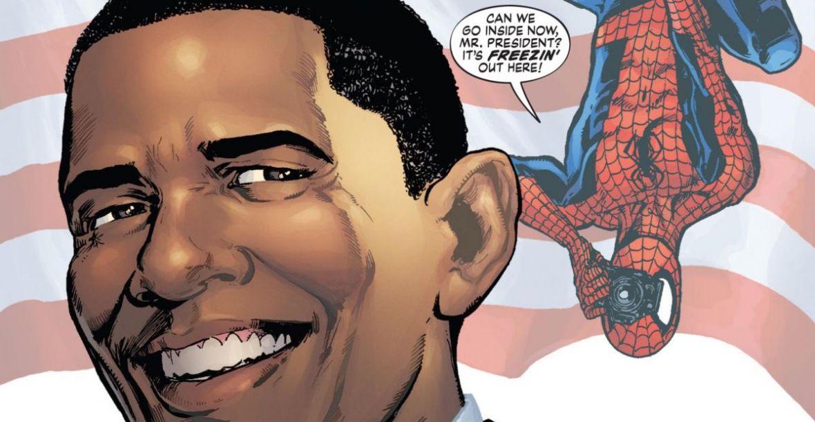 Superbohaterowie z komiksów są apolityczni? Bzdura, oni mają politykę w DNA – 8 przykładów propagandy