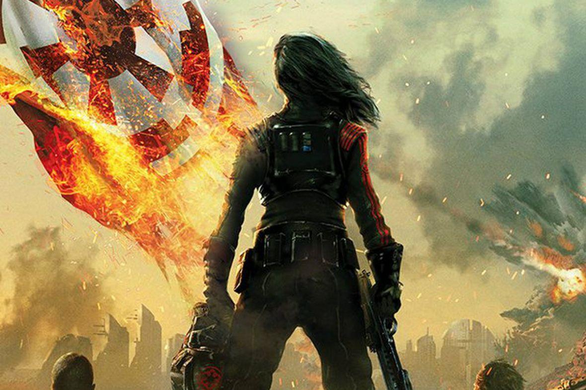 Oddział Inferno to sequel Rogue One: A Star Wars Story. Znamy datę premiery książki