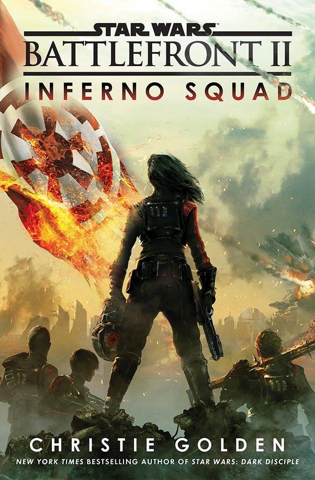 Oddział Inferno - okładka