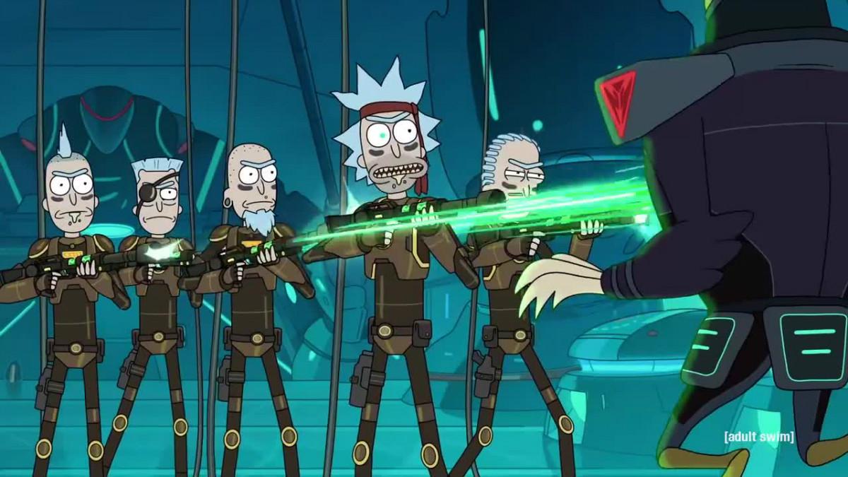 RIck i Morty - 4 sezon