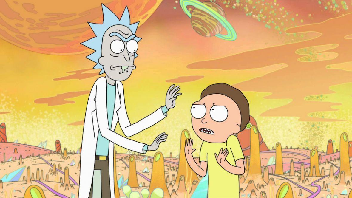 Rick i Morty: na 4. sezon trzeba będzie jeszcze długo poczekać