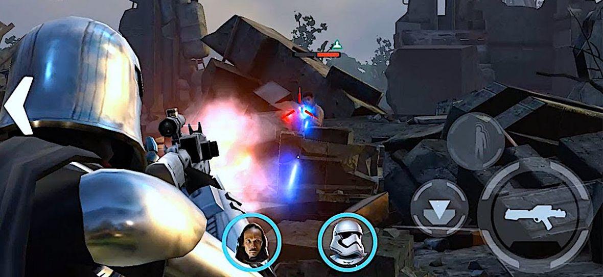 Nareszcie gra mobilna ze świata Gwiezdnych wojen w okazałej oprawie. Możecie już zagrać w Star Wars Rivals