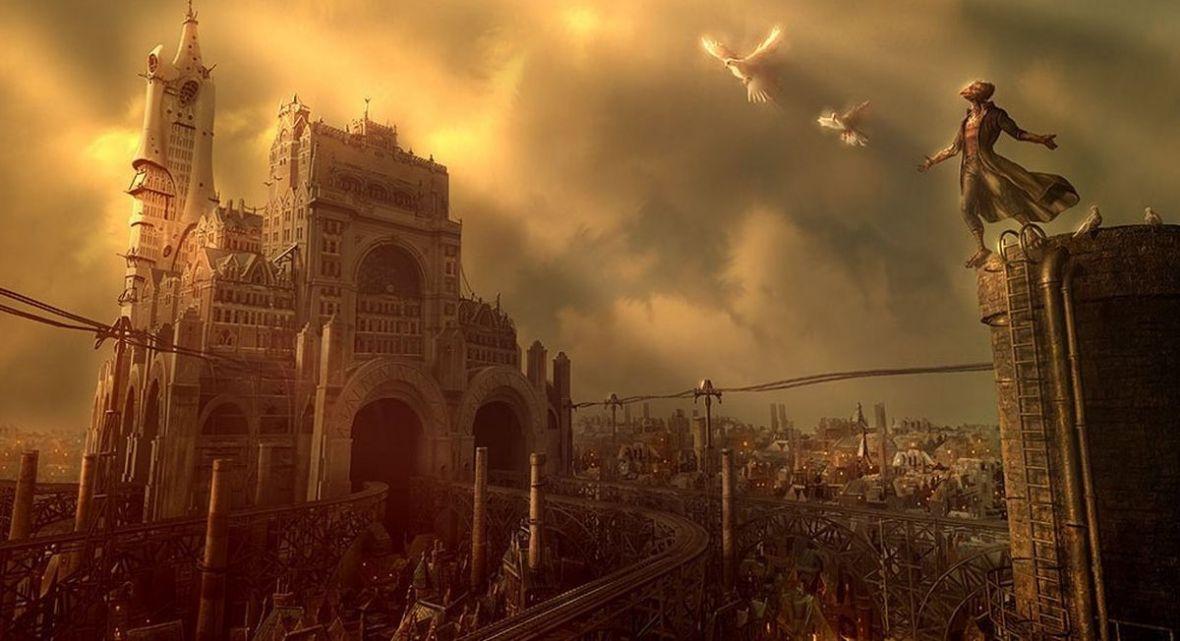 """Amazon sprawdza grunt przed serialem w świecie Tolkiena. Widzieliśmy już produkcję fantasy """"Carnival Row"""", jest okropna"""