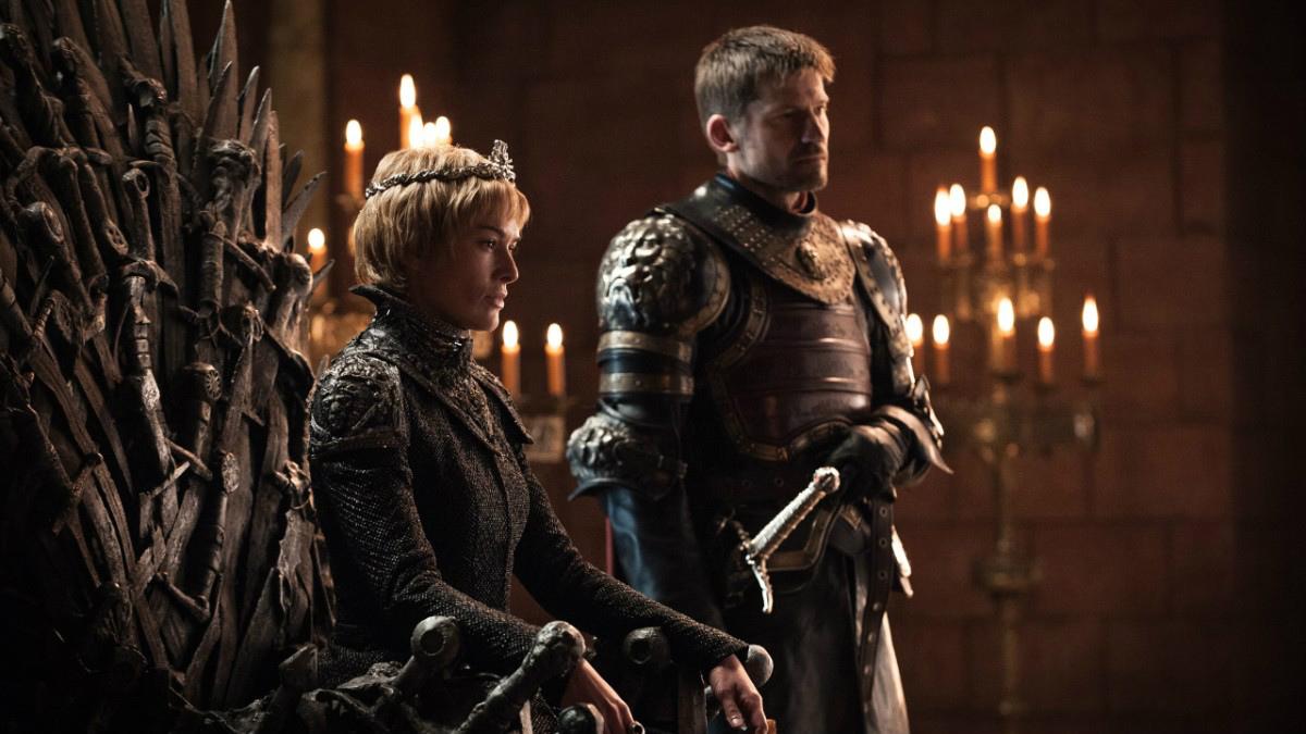 Gra o tron Jaime i Cersei