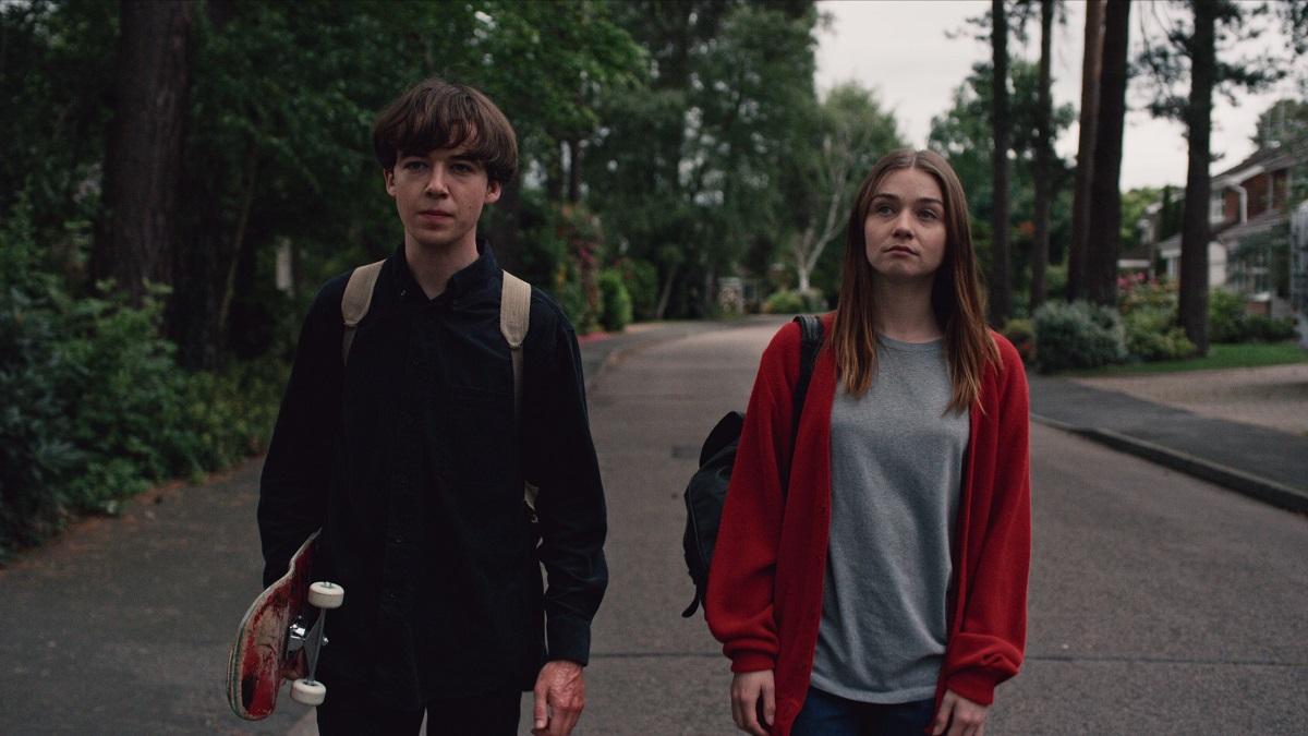 james i alyssa z serialu netflix